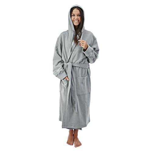 Comfy Robes Women's Hooded Sweatshirt Robe