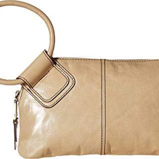Hobo Women's Leather Sable Wristlet Clutch Wallet