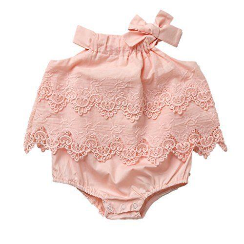Colorful Childhood Newborn Baby Romper Girls Jumpsuit Infant Bodysuit