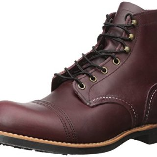 Red Wing Heritage Iron Ranger 6-Inch Boot, Oxblood Mesa