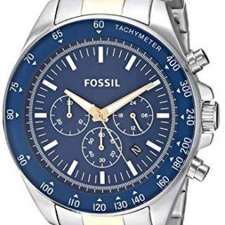 Fossil Men's Neale Quartz Stainless Steel Sport Watch