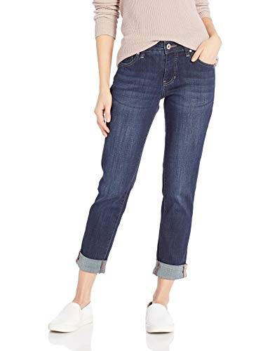 Jag Jeans Women's Carter Girlfriend Jean, Night Breeze