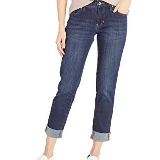 Jag Jeans Women's Carter Girlfriend Jean, Night Breeze