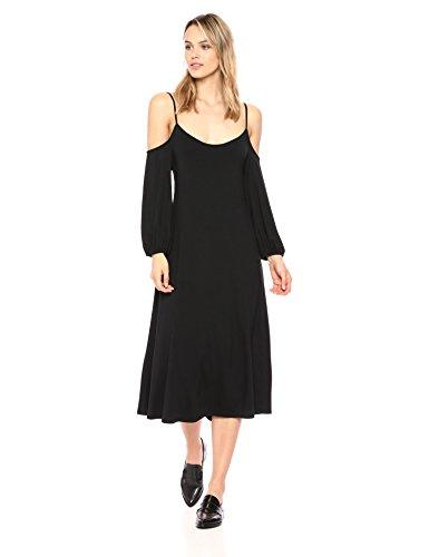Rachel Pally Women's Simone Dress, Black L