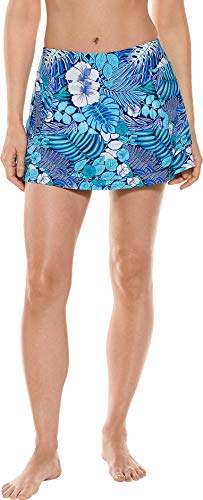 Coolibar UPF 50+ Women's Baycrest Swim Skirt