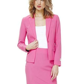 OppoSuits Crazy Suits with Funny Prints for Women- Full Set