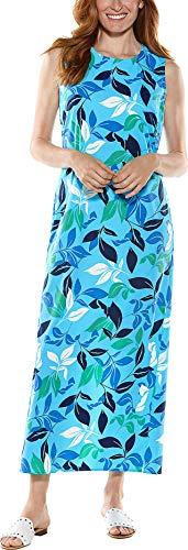 Coolibar UPF 50+ Women's D'Orsay Sheath Dress - Sun Protective