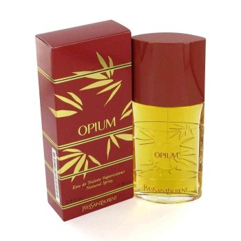 Opium By Yves Saint Laurent For Women. Legends De Chine Eau De Toilette