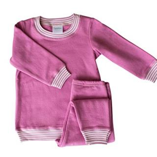 CastleWare Baby-Organic Cotton Fleece-Pajama Sets