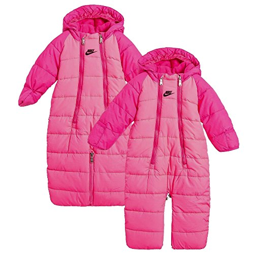 Nike Baby Hooded Convertible Puffer Snowsuit