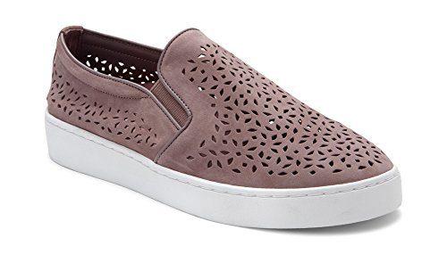 Vionic Women's Splendid Midi Perf Slip-on - Ladies Sneakers