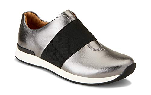 Vionic Women's Cosmic Codie Metallic Slip-On Sneaker