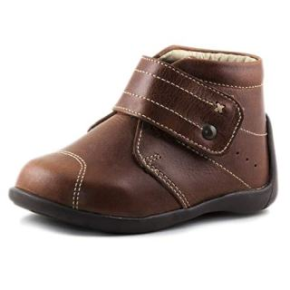 Wobbly Waddlers First Steps Martin Baby Toddler Leather Boots