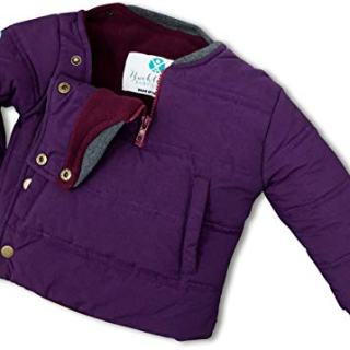 Buckle Me Baby Coat | Car Seat Winter Jacket Toddler Boy Girl