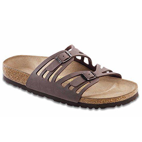 Birkenstock New Granada SFB Mocha BB Womens Sandals