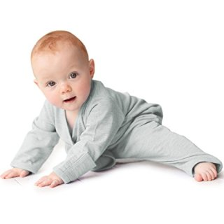 Merino Kids All-in-One, Turtle Dove, for Babies