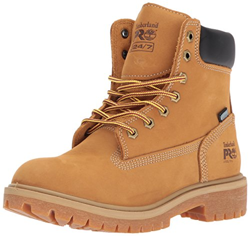 "Timberland PRO Women's Direct Attach 6"" Steel Toe Waterproof"