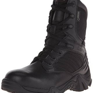 Bates Women's Gx-8 8 Inch Boot, Black