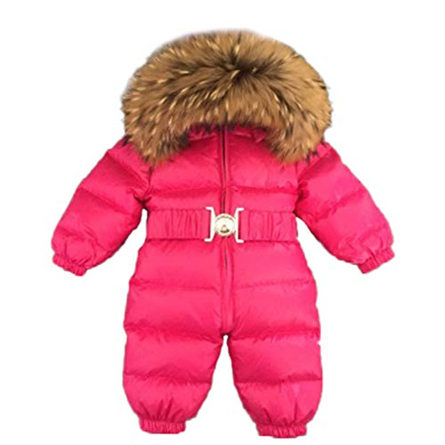 Krastal Baby Clothes Bodysuit Warm Winter Down Jackets