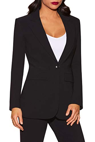 Beyond Travel Women's Wrinkle-Resistant Classic One-Button