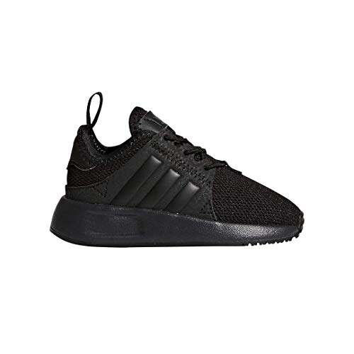 adidas Originals Boys' X_PLR EL I Running Shoe, core Black