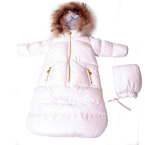 Bebeton Winter Newborn Layette Infant Bunting Snowsuit