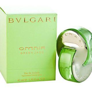 Bvlgari Omnia Green Jade Women Eau De Toilette Spray by Bvlgari