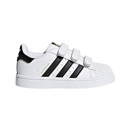 adidas Originals Baby Superstar CF I Running Shoe