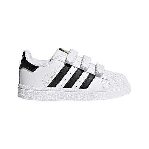 adidas Originals Baby Superstar CF I Running Shoe