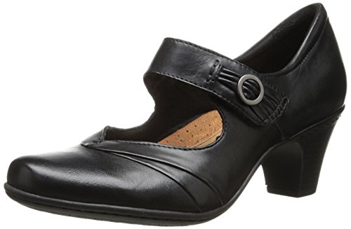 Rockport Cobb Hill Women's Salma-Ch Dress Pump, Black