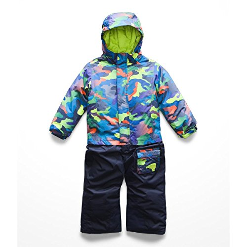 The North Face Toddlers' Insulated Jumpsuit 2T Cosmic Blue