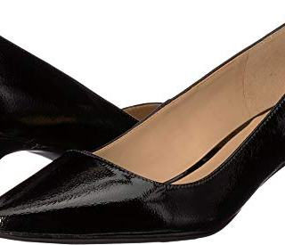Naturalizer Women's Pippa Black Patent Leather