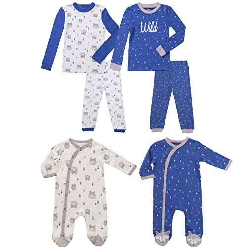 Asher & Olivia Big Brother Little Brother Outfit Boys Matching Pajamas