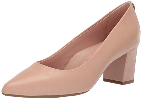 Taryn Rose Women's MADLINE Pump Buff