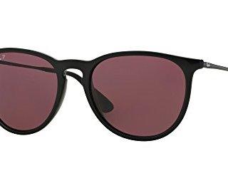Ray Ban 601/5Q 54M Black/Polarized Purple+FREE Complimentary Eyewear