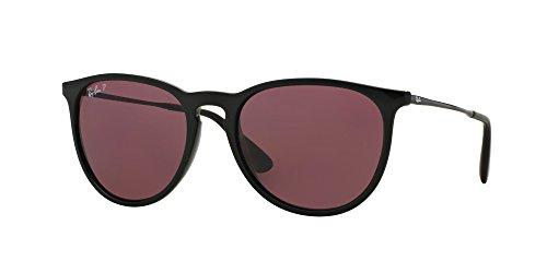Ray Ban 601/5Q 54M Black/Polarized Purple+FREE Complimentary Eyewear