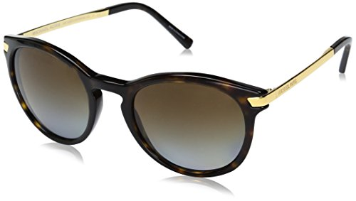 Michael Kors Women's Adrianna III Dark Tortoise/Brown Gradient