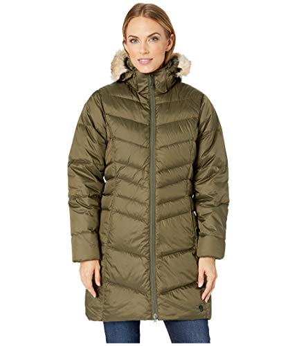 Mountain Hardwear Women's Coat Peatmoss Medium