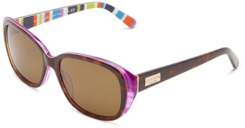 Kate Spade Hilde/P/S Hilde/P/S Polarized Cat Eye Sunglasses