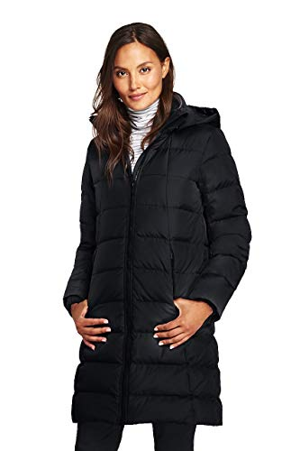 Lands' End Women's Winter Long Down Coat
