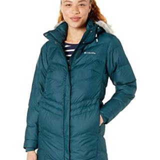 Columbia Women's Jackets, dark seas, Medium