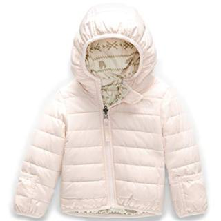 The North Face Infant Reversible Perrito Jacket, Purdy Pink