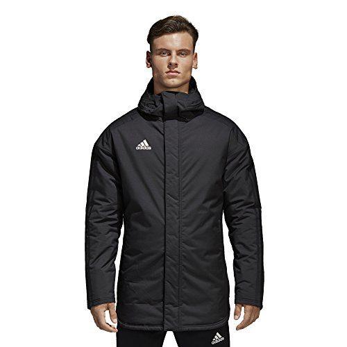 adidas Men's Soccer Condivo 18 Stadium Parka Jacket