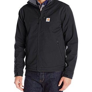 Carhartt Men's Crowley Jacket, Black