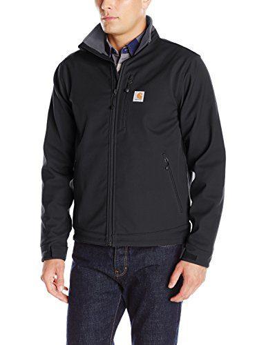 Carhartt Men's Crowley Jacket, Black