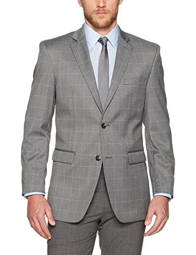 Perry Ellis Men's Slim Fit Suit Separate Blazer
