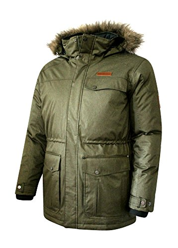 Columbia Mens Bonneville Omni-HEAT Down Coat WINTER JACKET PARKA