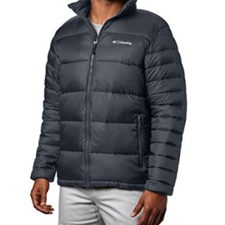 Columbia Men's Frost Fighter Insulated Warm Puffer Jacket