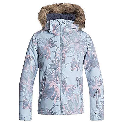 ROXY Little American Pie Snow Jacket, Powder Blue