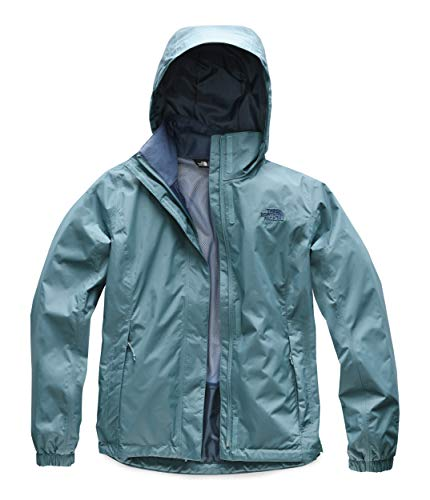 The North Face Women's Resolve 2 Jacket, Storm Blue, Size M